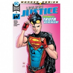 YOUNG JUSTICE -15