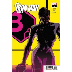 IRON MAN 2020 -4 (OF 6)