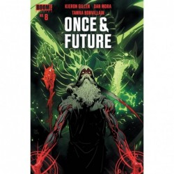 ONCE & FUTURE -8