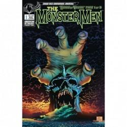 MONSTER MEN -1 CVR A MARTINEZ