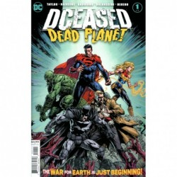 DCEASED DEAD PLANET -1 (OF 6)