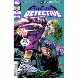 DETECTIVE COMICS -1023...