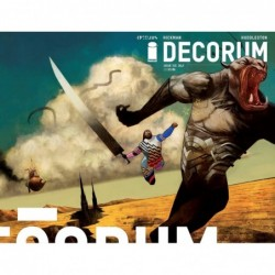 DECORUM -3 CVR A HUDDLESTON