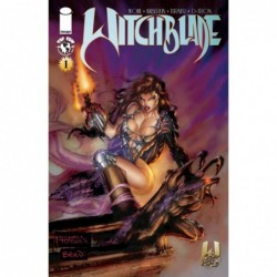 WITCHBLADE -1 25TH ANNV ED