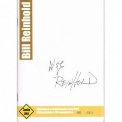 SKETCHBOOK BILL REINHOLD...