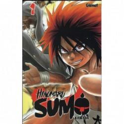 HINOMARU SUMO - TOME 01