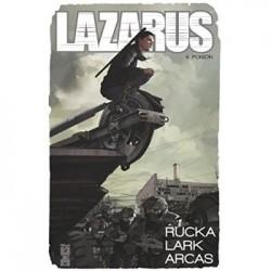 LAZARUS - TOME 04 - POISON