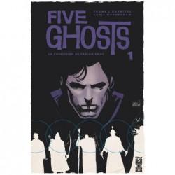 FIVE GHOSTS - TOME 01 - LA...
