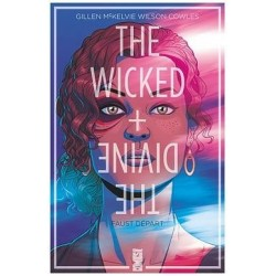 THE WICKED + THE DIVINE -...