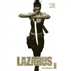 LAZARUS - TOME 01 EDITION...