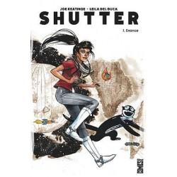 SHUTTER - TOME 01 - ERRANCE