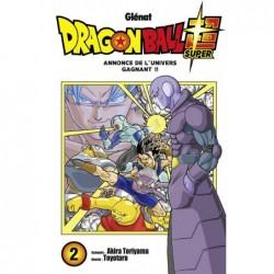DRAGON BALL SUPER - TOME 02
