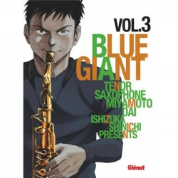 BLUE GIANT - TOME 03 -...