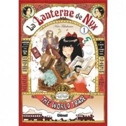 LA LANTERNE DE NYX - TOME 01