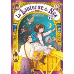 LA LANTERNE DE NYX - TOME 06
