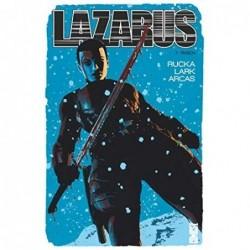 LAZARUS - TOME 07 - RISEN