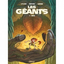LES GEANTS - TOME 01 - ERIN