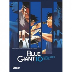 BLUE GIANT - TOME 10 -...