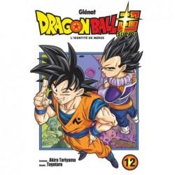 DRAGON BALL SUPER - TOME 12
