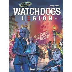 WATCH DOGS LEGION - TOME 01...
