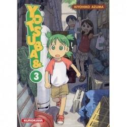 YOTSUBA - TOME 3 - VOL03