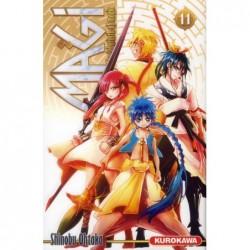MAGI - TOME 11 - VOLUME 11