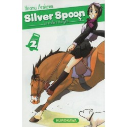 SILVER SPOON - TOME 2 - VOL2