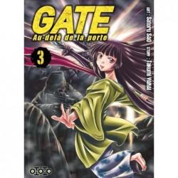 "GATE ""AU-DELA DE LA PORTE"" T03"