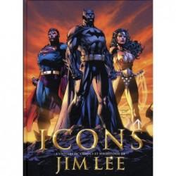 ICONS. L'UNIVERS DC COMICS...
