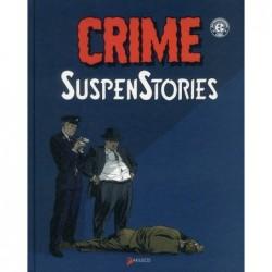 CRIME SUSPENSTORIES T1
