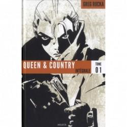 QUEEN & COUNTRY - T01 -...