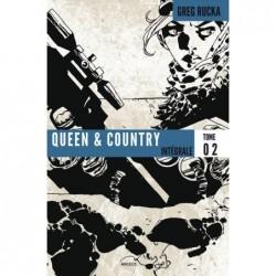 QUEEN & COUNTRY - T02 -...