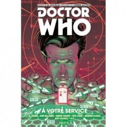 DOCTOR WHO - LE 11E DOCTEUR T2