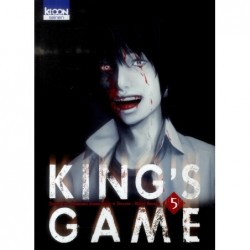 KING'S GAME T05 - VOL05
