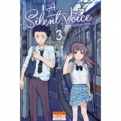 A SILENT VOICE T03 - VOL03