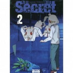 SECRET T02 - VOL02