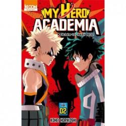MY HERO ACADEMIA T02 - VOL02