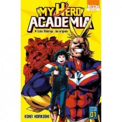 MY HERO ACADEMIA T01 - VOL01