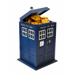 DOCTOR WHO BOITE À COOKIE...