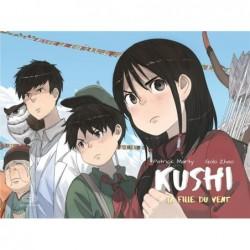 KUSHI, TOME 4. LA FILLE DU...