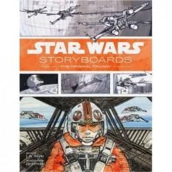 STAR WARS - STORYBOARDS -...