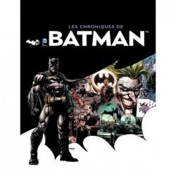 BATMAN - LES CHRONIQUES -...