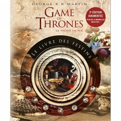 GAME OF THRONES - LE LIVRE...