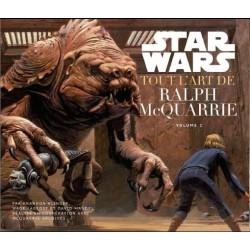 STAR WARS - TOUT L'ART -...
