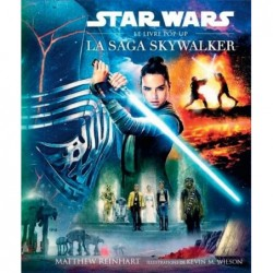STAR WARS : LE LIVRE POP-UP...