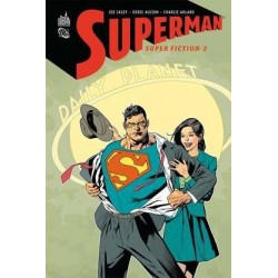 SUPERMAN SUPERFICTION - TOME 2