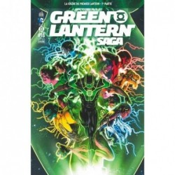 GREEN LANTERN SAGA 18