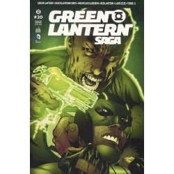 GREEN LANTERN SAGA 20