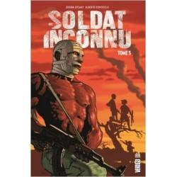 SOLDAT INCONNU - TOME 3