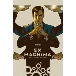 EX MACHINA - TOME 1
